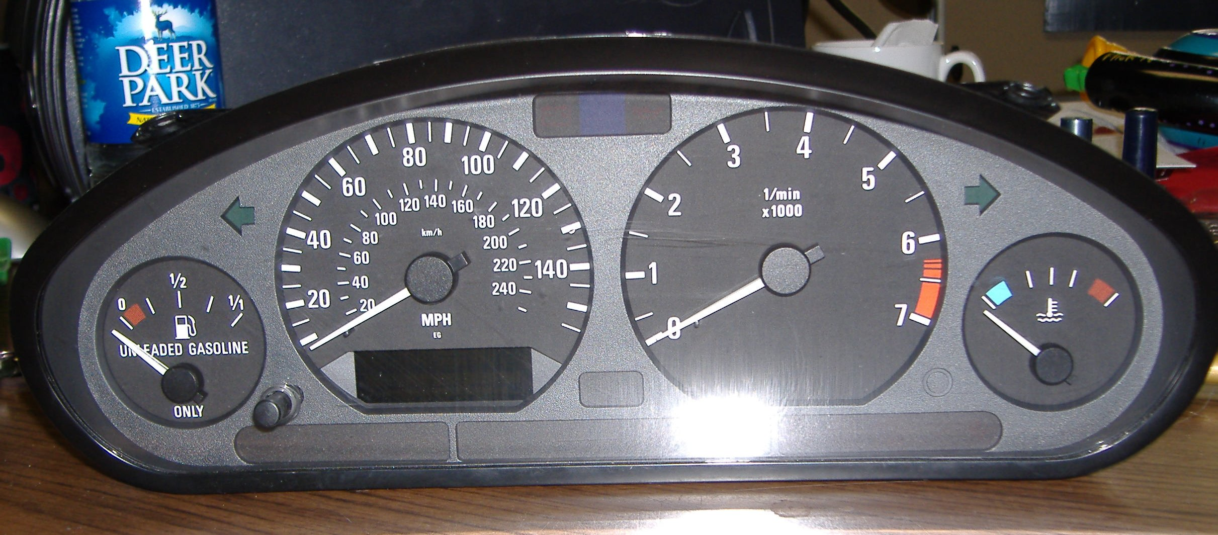 Vehicle Instrument Panel : Car dashboard english to spanish mechanics mech